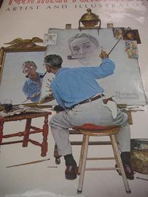 Click Here for this Norman Rockwell Book...