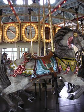 Click here for the History of the Carousel...
