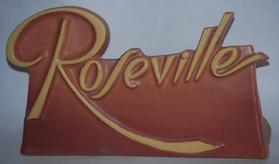 Click here to go back to Roseville Pottery Gallery (1)