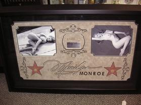 Click here for this Marilyn Monroe item.