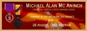 In Memory Of Michael Alan McAninch