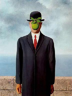 Click Here for Magritte - The Son of Man