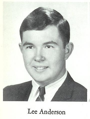 Lee R. Anderson ~ Class of '66