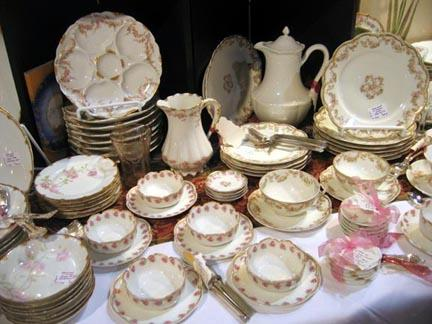 There is nothing quite like Antique Haviland Limoges China with its delicate nature and charming floral patterns. There are hundreds of patterns most with ... & West Saint Paul Antiques
