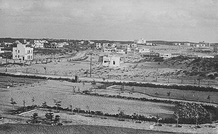 Netanya, early 1930s