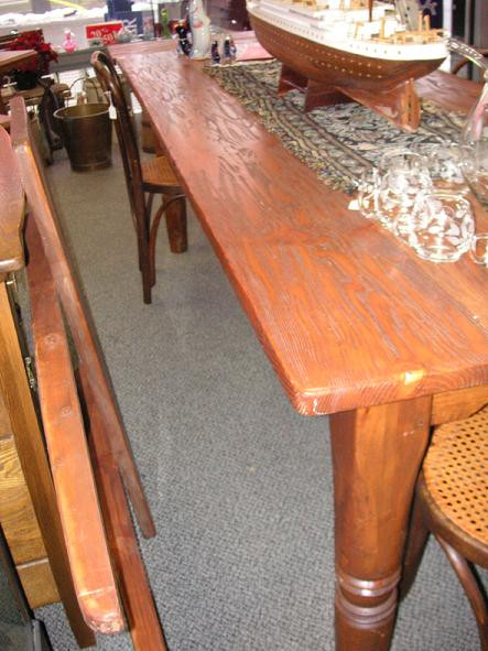 Kitchen Table Prefered Wood