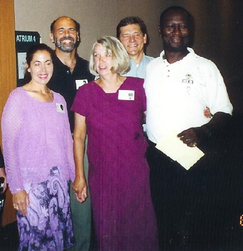 Joanne Prass, William Binder, Kathy O'Day, Roger Lofstrand & James Marshall