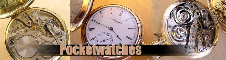 Click Here for Pocket Watches...