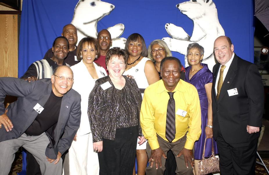 "Ron Hunter, Betty Ansel, James Marshall, Jeffrey Ansel, Duane Witherspoon, Barbara McGee, Sandra McGee, Mary Rivers,Gloria Reess, Marion ""Sonny"" Thibodeaux & Steven Sudduth"